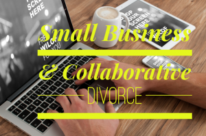 Small Business & Collaborative Divorce Graphic