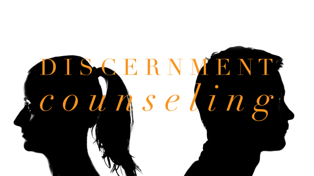 Discernment counseling what if only one spouse wants to divorce discernment counseling what if only one spouse wants to divorce solutioingenieria Images